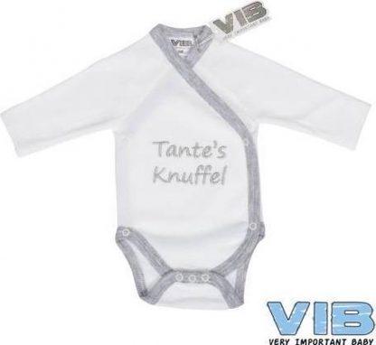 VIB romper tante's knuffel