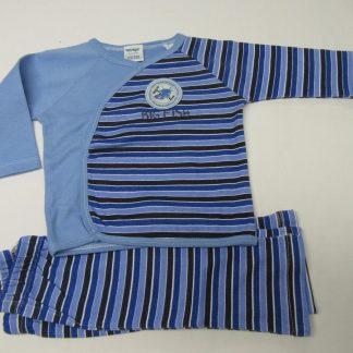 dirkje , pyjama , jongen, blauw , big fish , streepje , 3 maand 62